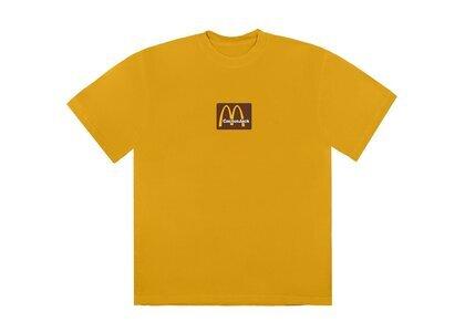 Travis Scott x McDonald's Sesame Inv II T-Shirt Goldの写真