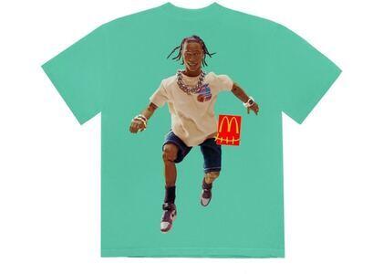 Travis Scott x McDonald's Action Figure Series IV T-Shirt Tealの写真