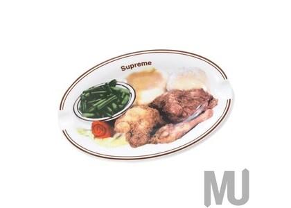 Supreme Chicken Dinner Plate Ashtray Whiteの写真