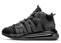 Nike Air More Uptempo 720 Blackの写真