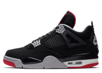 Nike Air Jordan 4 Retro Bred (2019)の写真