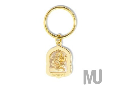 Supreme Ganesh Keychain Goldの写真