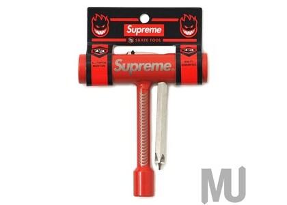 Supreme Spitfire Skate Tool Redの写真