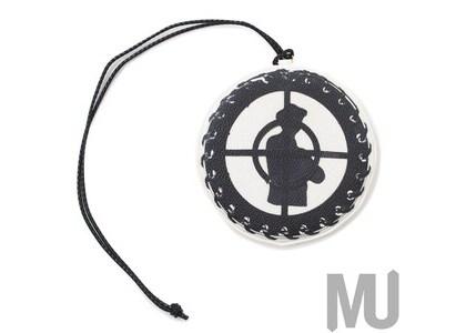Supreme UNDERCOVER/Public Enemy Medallion Pouch Blackの写真
