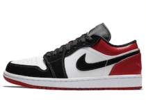 Nike Air Jordan 1 Low Black Toeの写真