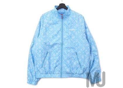 Supreme Bandana Track Jacket Light Blueの写真