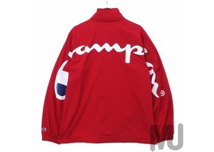 Supreme Champion Track Jacket Dark Redの写真