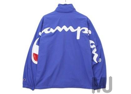 Supreme Champion Track Jacket Light Purpleの写真