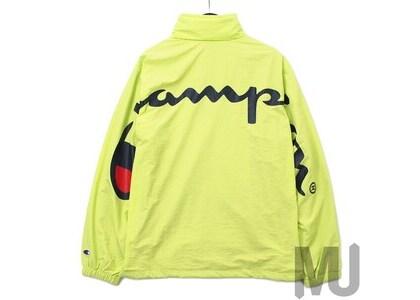 Supreme Champion Track Jacket Limeの写真