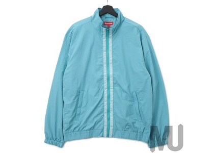 Supreme Classic Logo Taping Track Jacket Pale Greenの写真