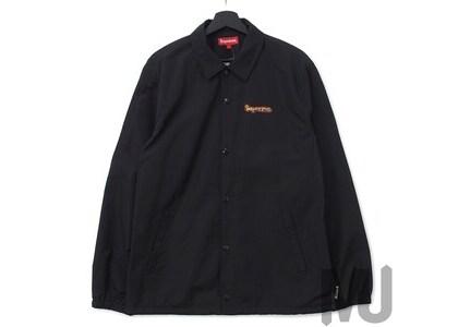 Supreme Gonz Logo Coaches Jacket Blackの写真