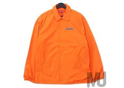Supreme Gonz Logo Coaches Jacket Orangeの写真
