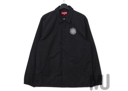 Supreme Spitfire Coaches Jacket Blackの写真
