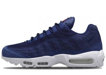 Stussy × Nike Air Max 95 Loyal Blueの写真