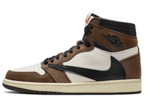 Travis Scott × Nike Air Jordan 1 Retro High OG SPの写真