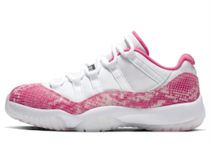Nike Air Jordan 11 Retro Low Pink Snakeskin Womens (2019)の写真
