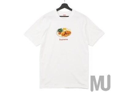 Supreme Chicken Dinner Tee Whiteの写真