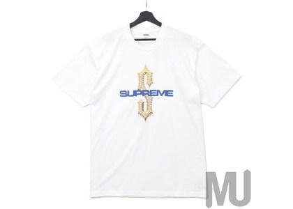 Supreme Diamonds Tee Whiteの写真