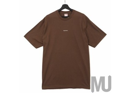 Supreme FTW Tee Brownの写真
