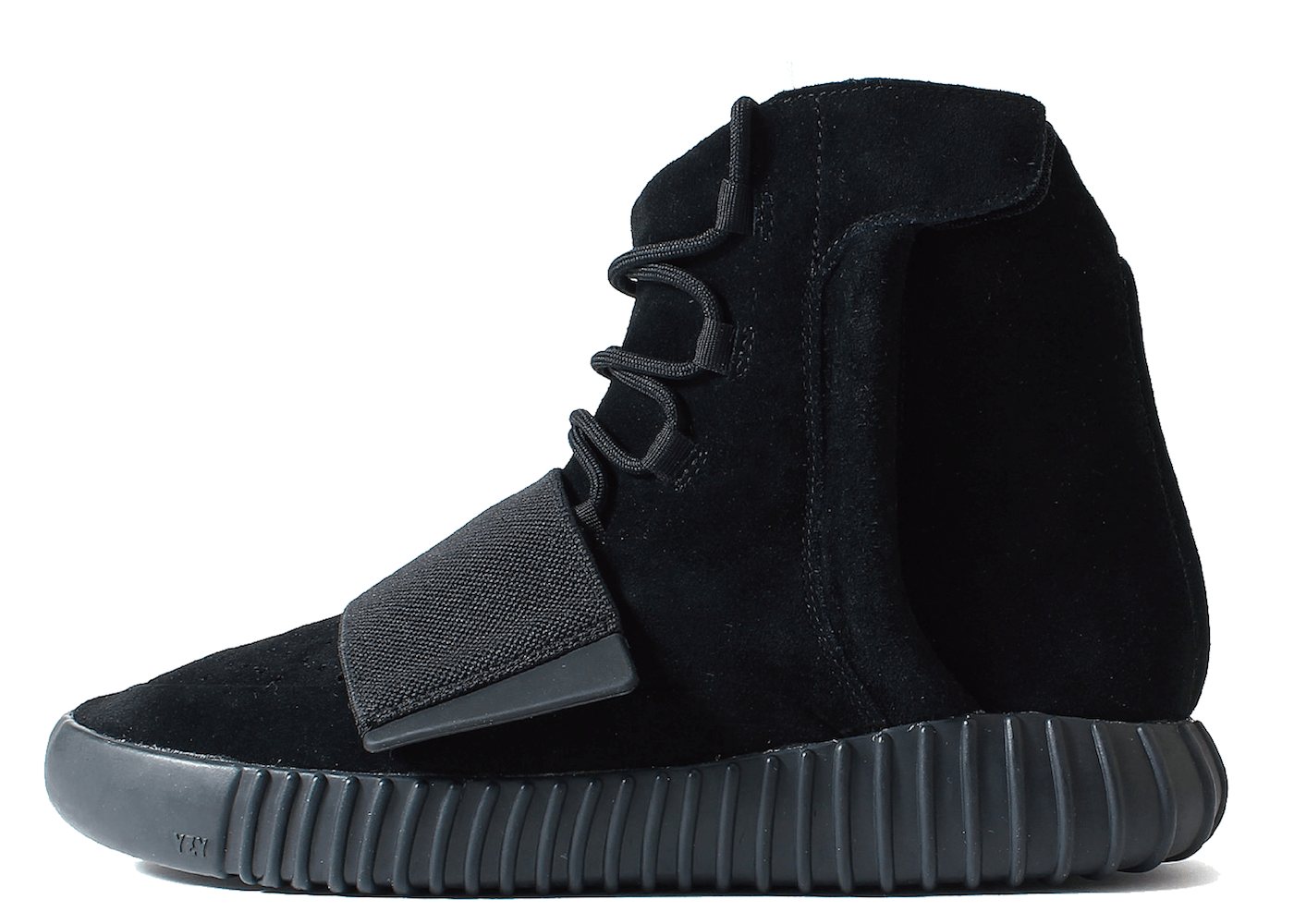 Adidas Yeezy Boost 750 Triple Blackの写真