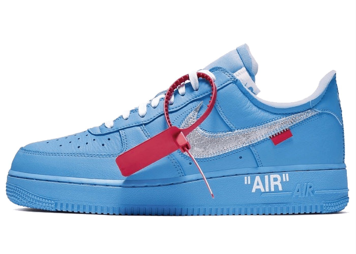 Off-White × Nike Air Force 1 MCAの写真
