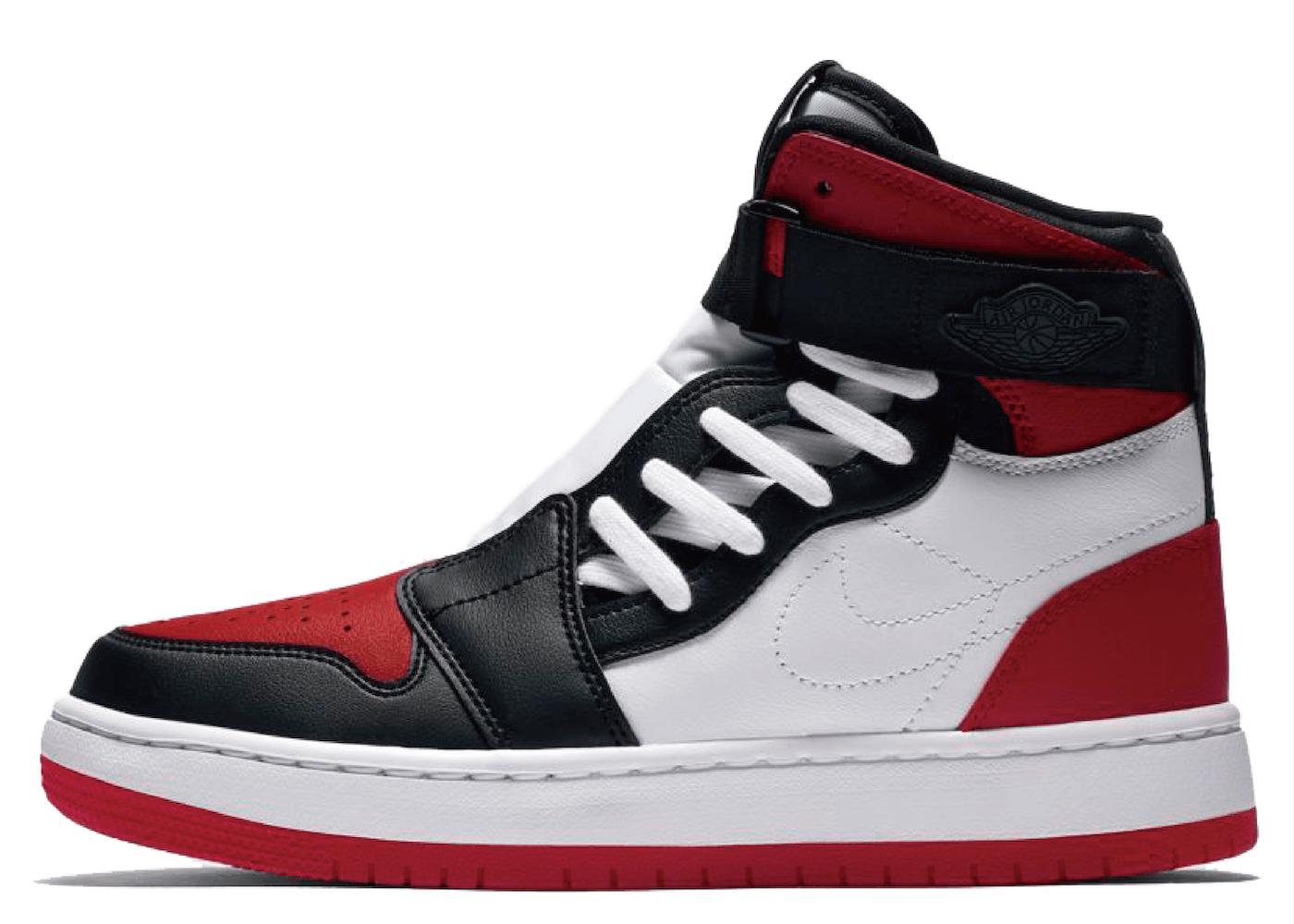 Nike Air Jordan 1 Nova XX Bred Toe Womensの写真
