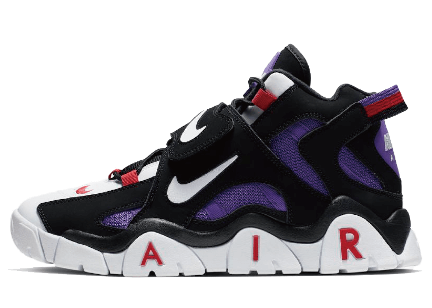Nike Air Barrage Mid Raptorsの写真