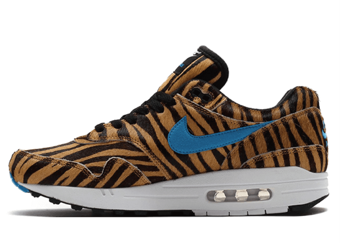 "Atmos × Nike Air Max 1 Animal Pack 3.0.""Tiger""の写真"