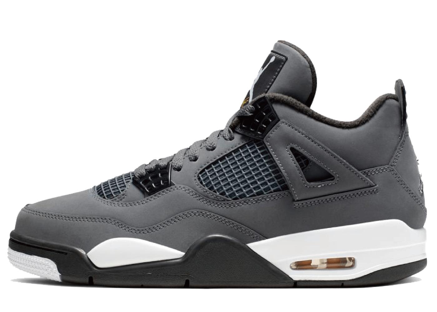 Nike Air Jordan 4 Retro Cool Grey (2019)の写真