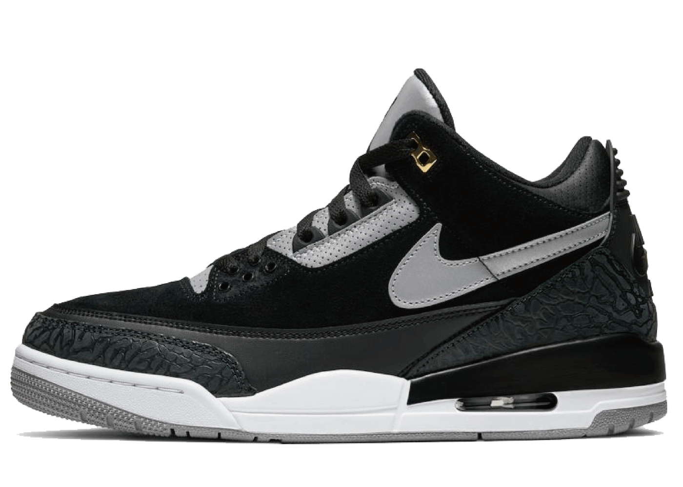Nike Air Jordan 3 Tinker Black Cementの写真