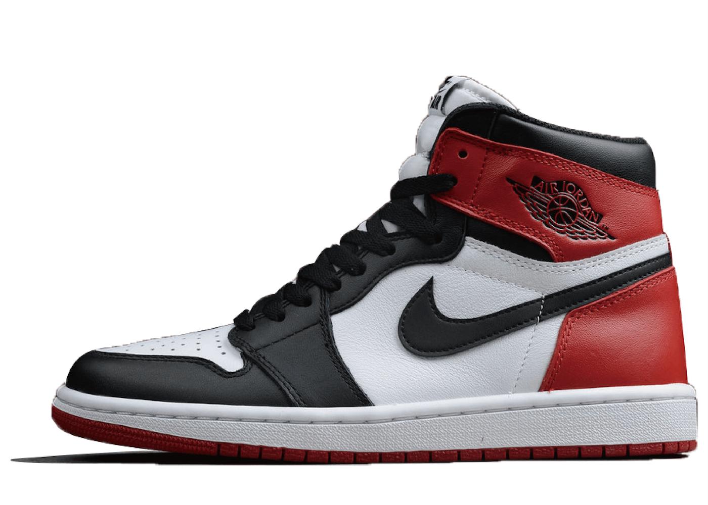 Nike Air Jordan 1 Retro High OG Black Toe (2016)の写真