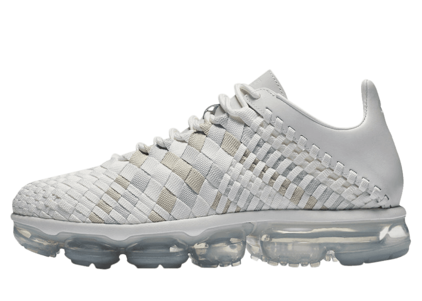 AIR VAPORMAX INNEVA SUMMIT WHITE/SUMMIT WHITE-GLACIER BLUEの写真
