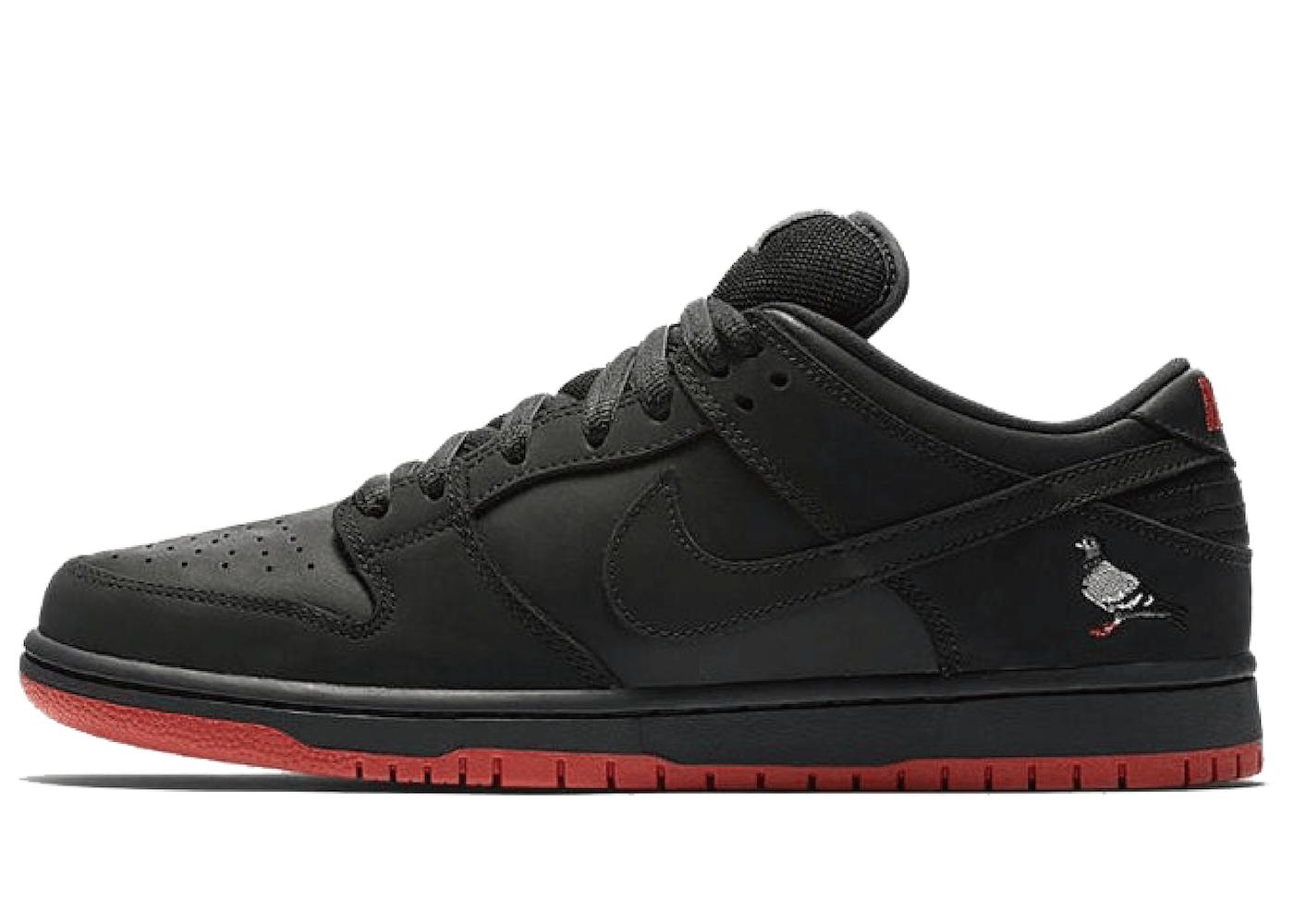 Nike SB Dunk Low Black Pigeonの写真