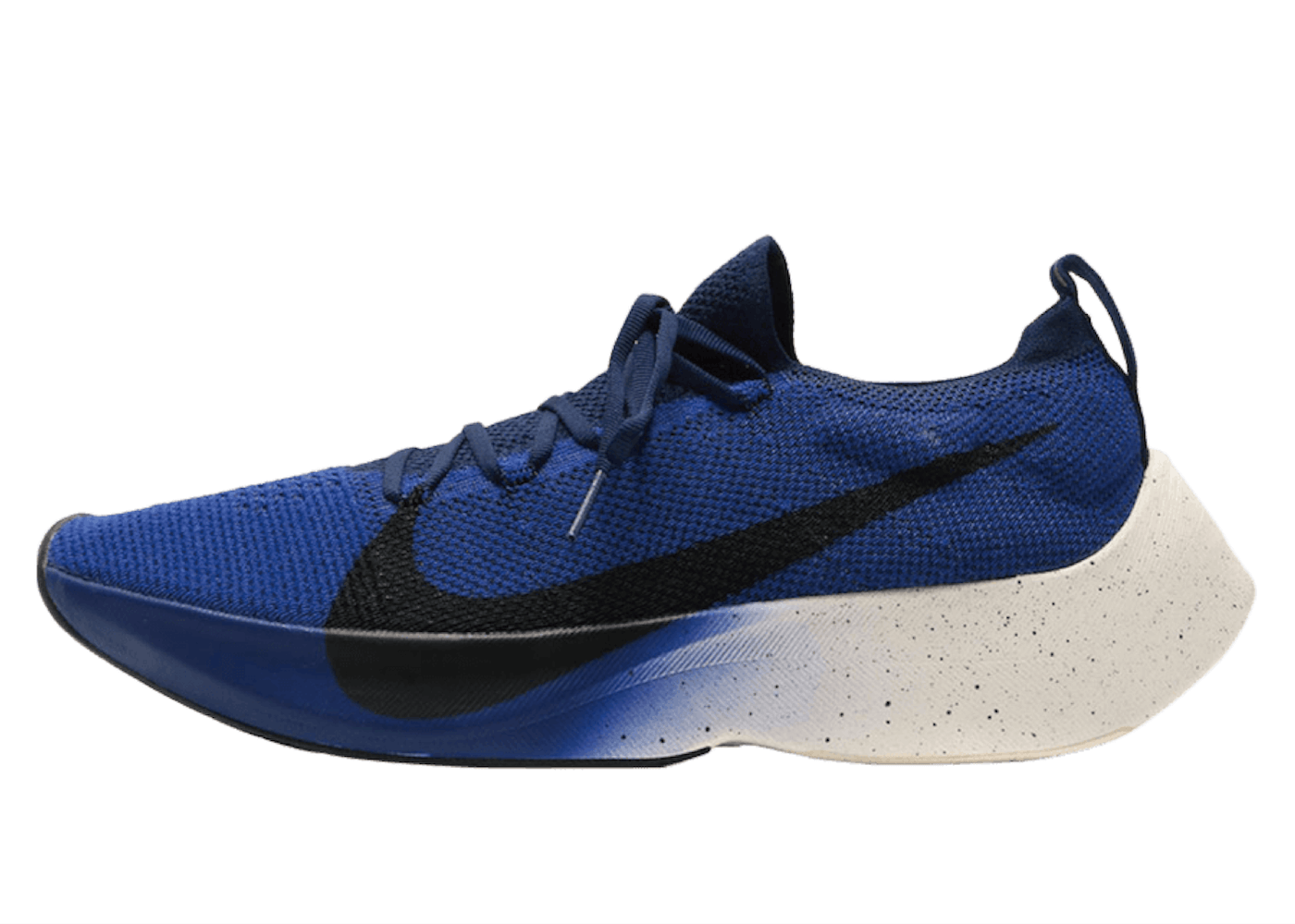 NIKE VAPOR STREET FLYKNIT DEEP ROYAL/BLACK-COLLEGE NAVY-SAILの写真