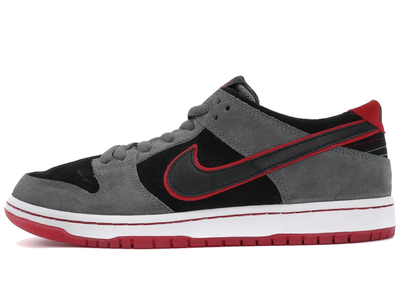 Nike SB Dunk Low Ishod Wair Dark Greyの写真