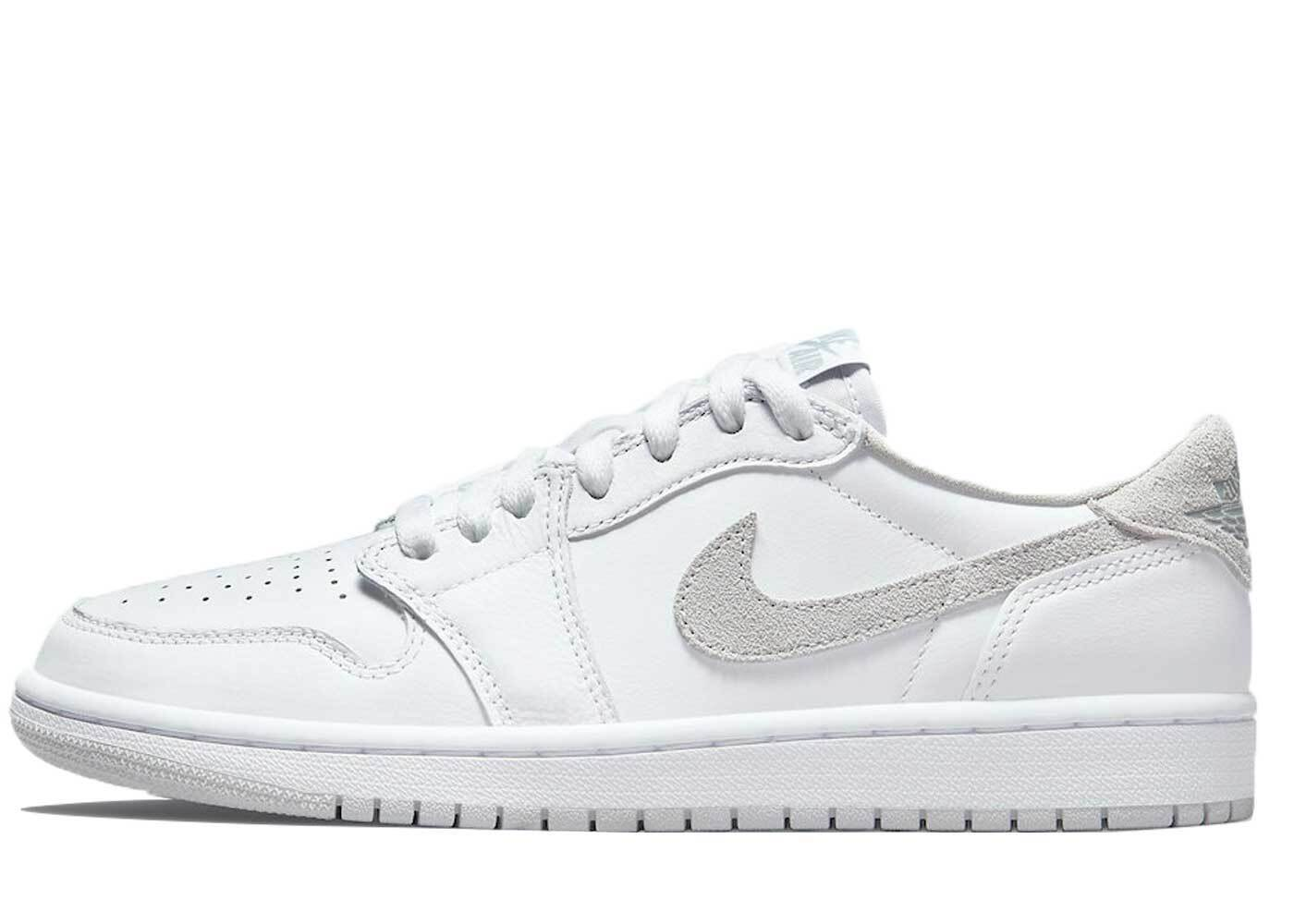 Nike Air Jordan 1 Low OG Neutral Greyの写真