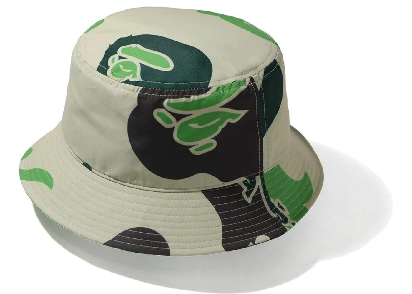 Bape Def Camo Bucket Hat Beige (SS21)の写真