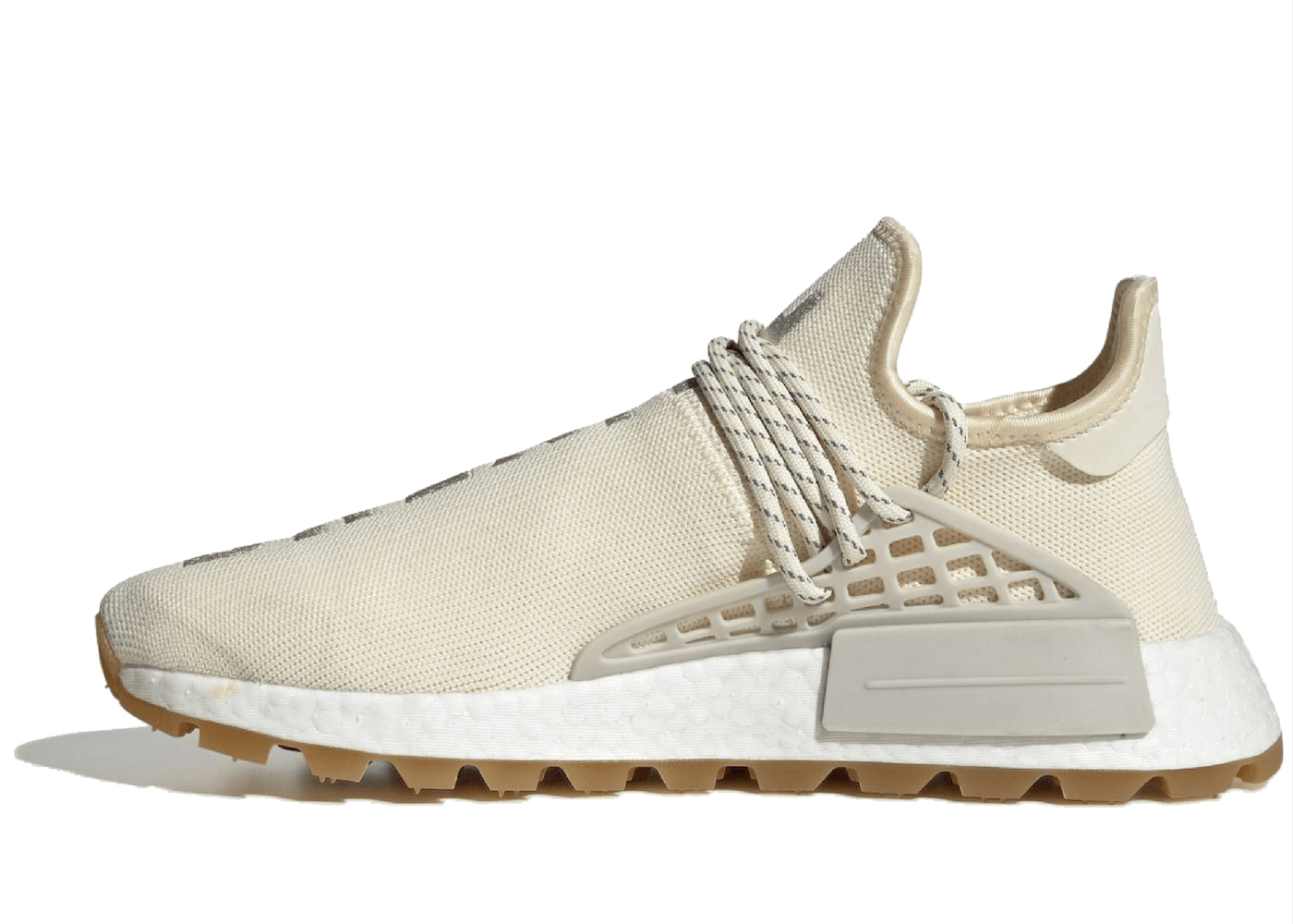 Adidas NMD Hu Trail Pharrell Cream Whiteの写真