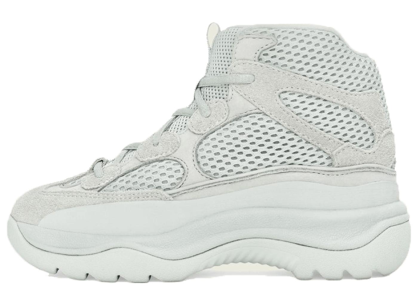 """Adidas Yeezy Desert Boot Kids """"Salt""""の写真"""
