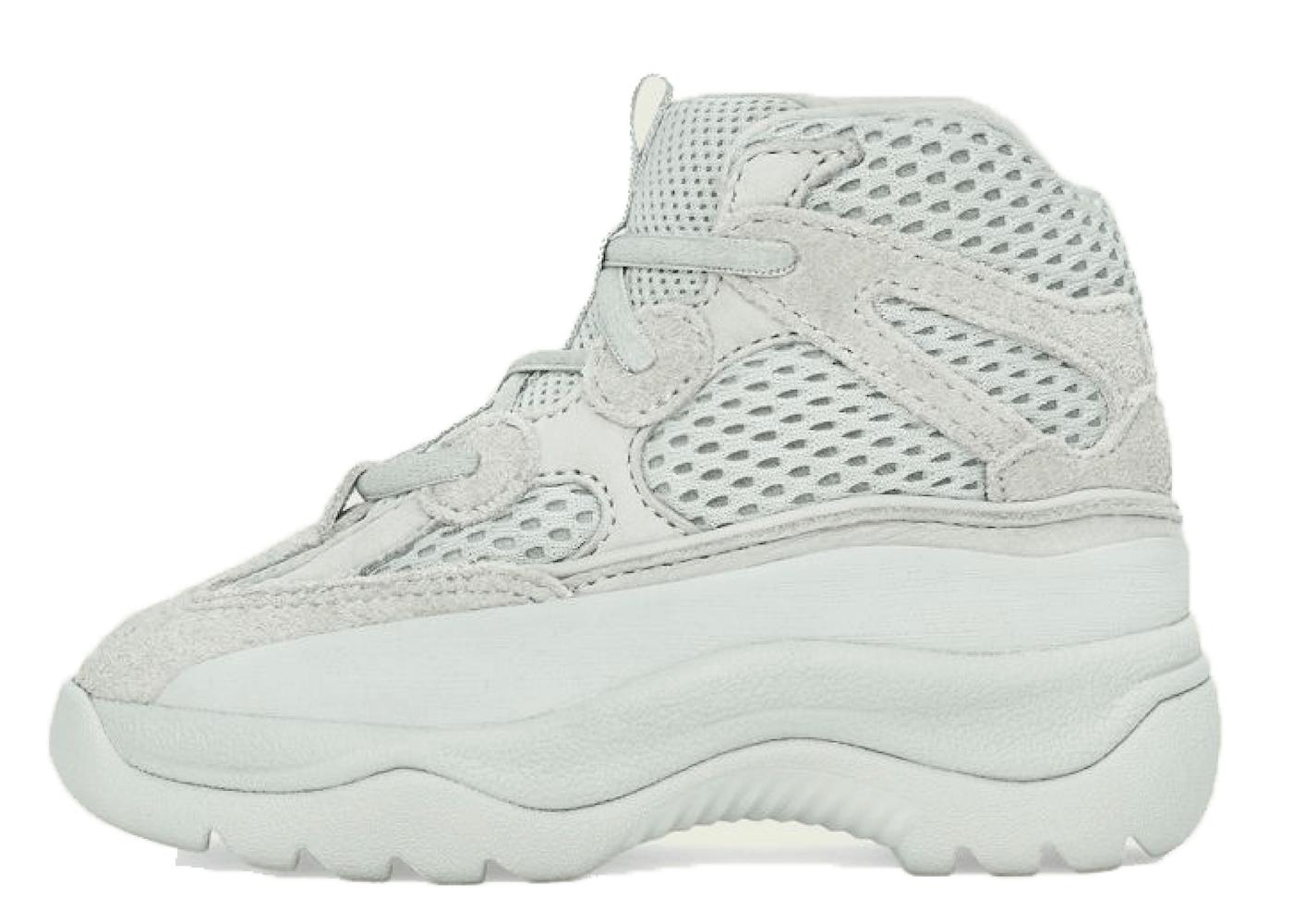 """Adidas Yeezy Desert Boot Infant """"Salt""""の写真"""
