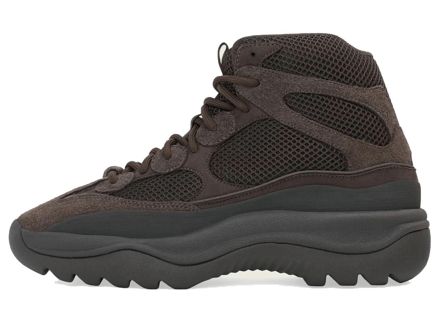 """Adidas Yeezy Desert Boot Adult """"Oil""""の写真"""
