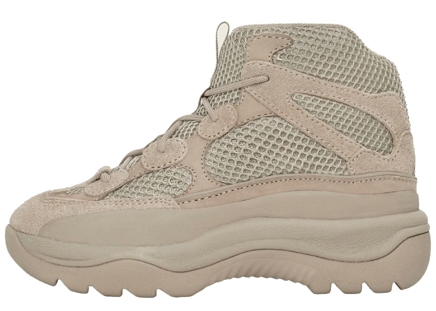 "Adidas Yeezy Desert Boot Kids ""Rock""の写真"