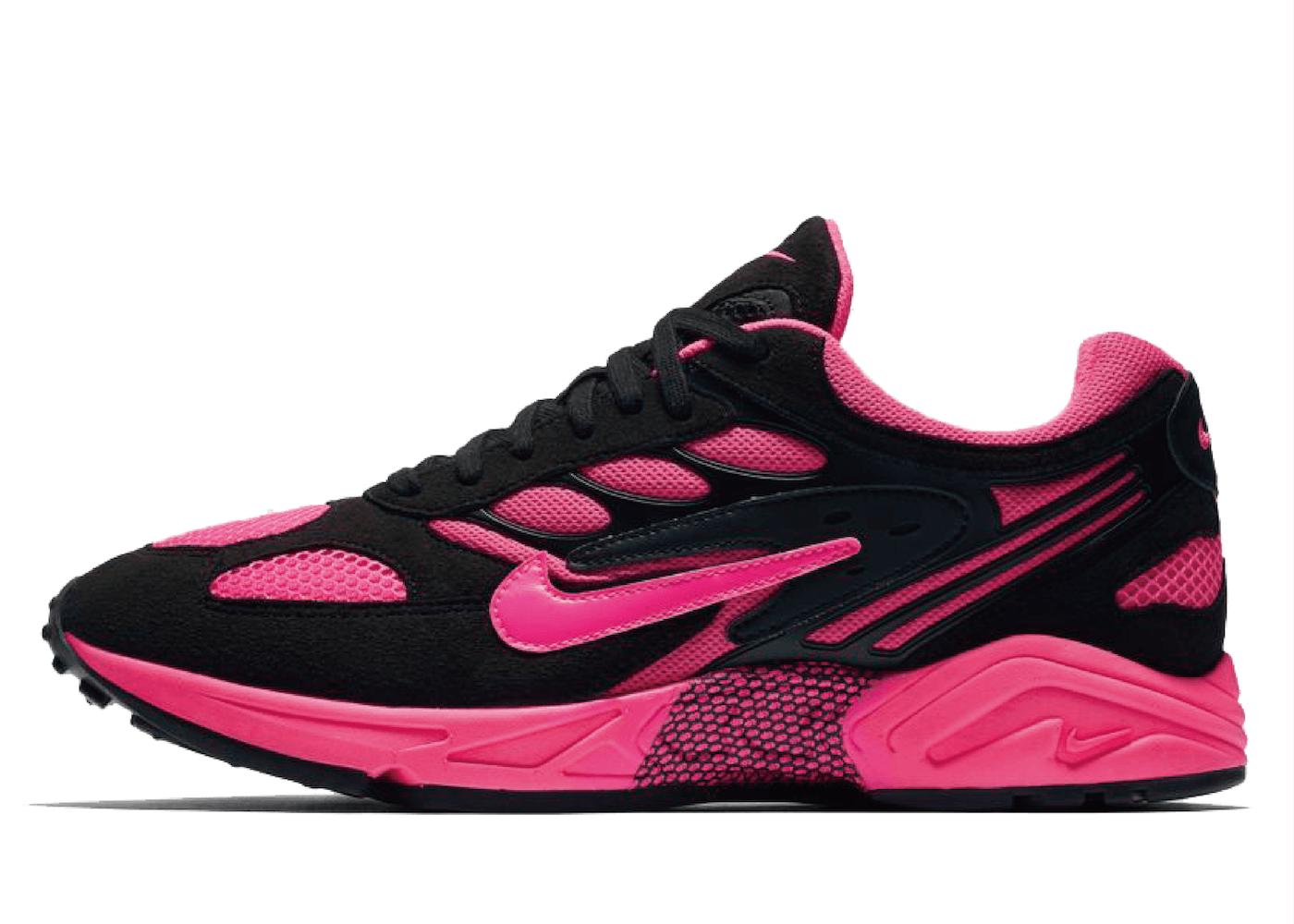 Nike Air Ghost Racer Black Pinkの写真