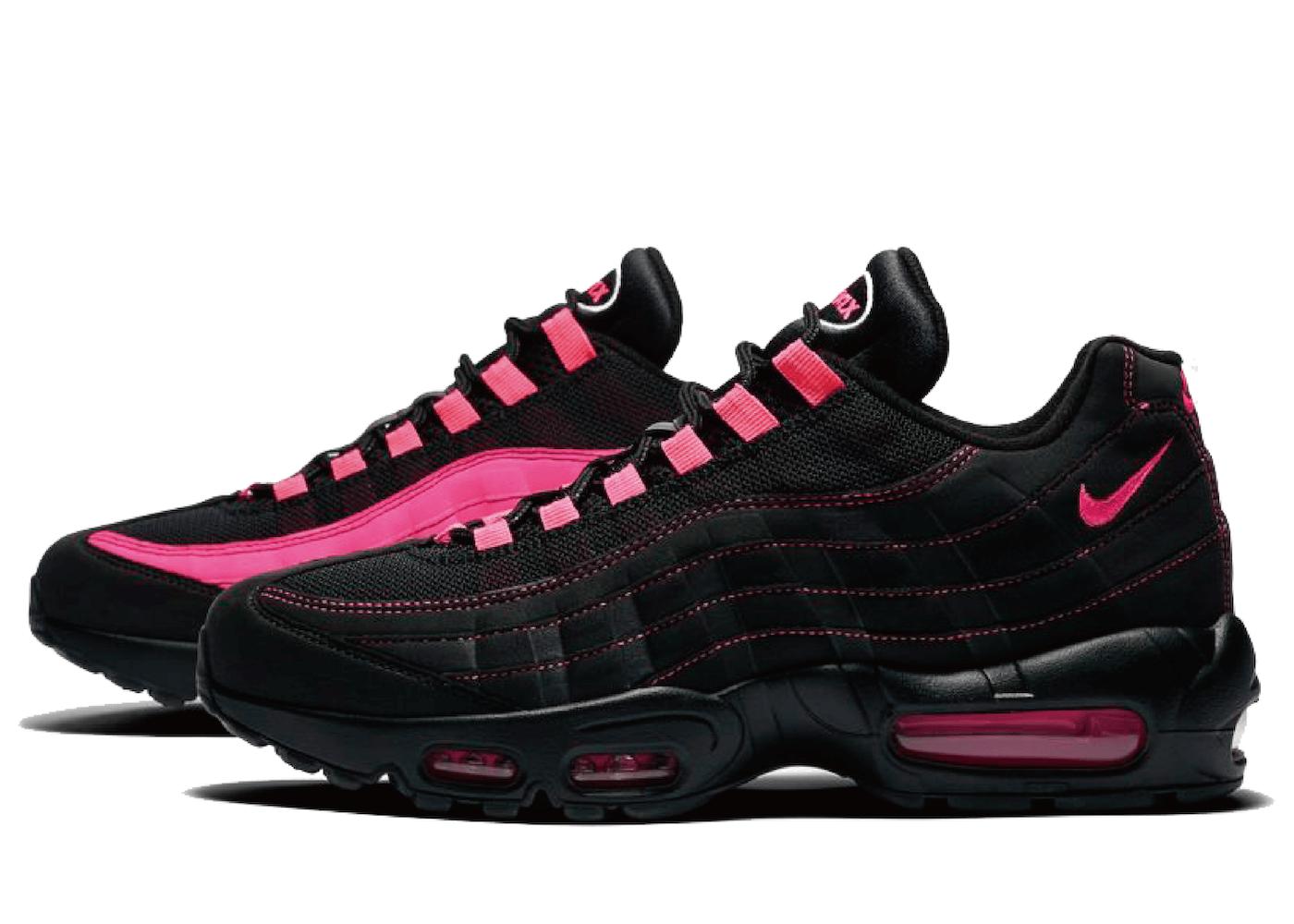 Nike Air Max 95 Black Pinkの写真