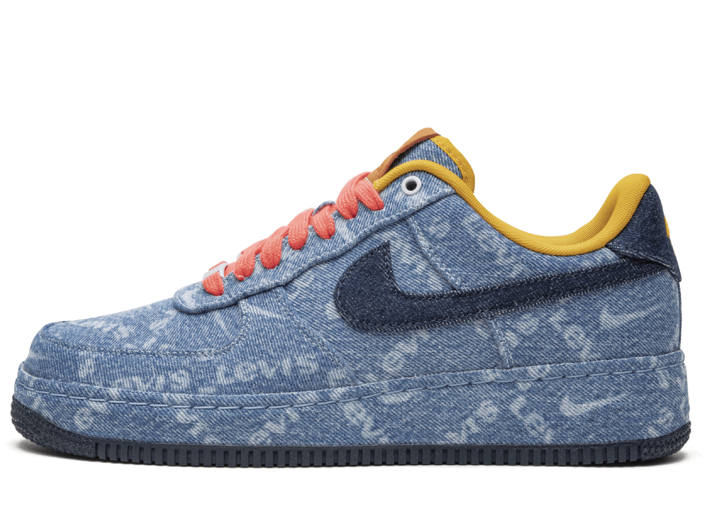 Levi's × Nike Air Force 1 Low Exclusive Denimの写真