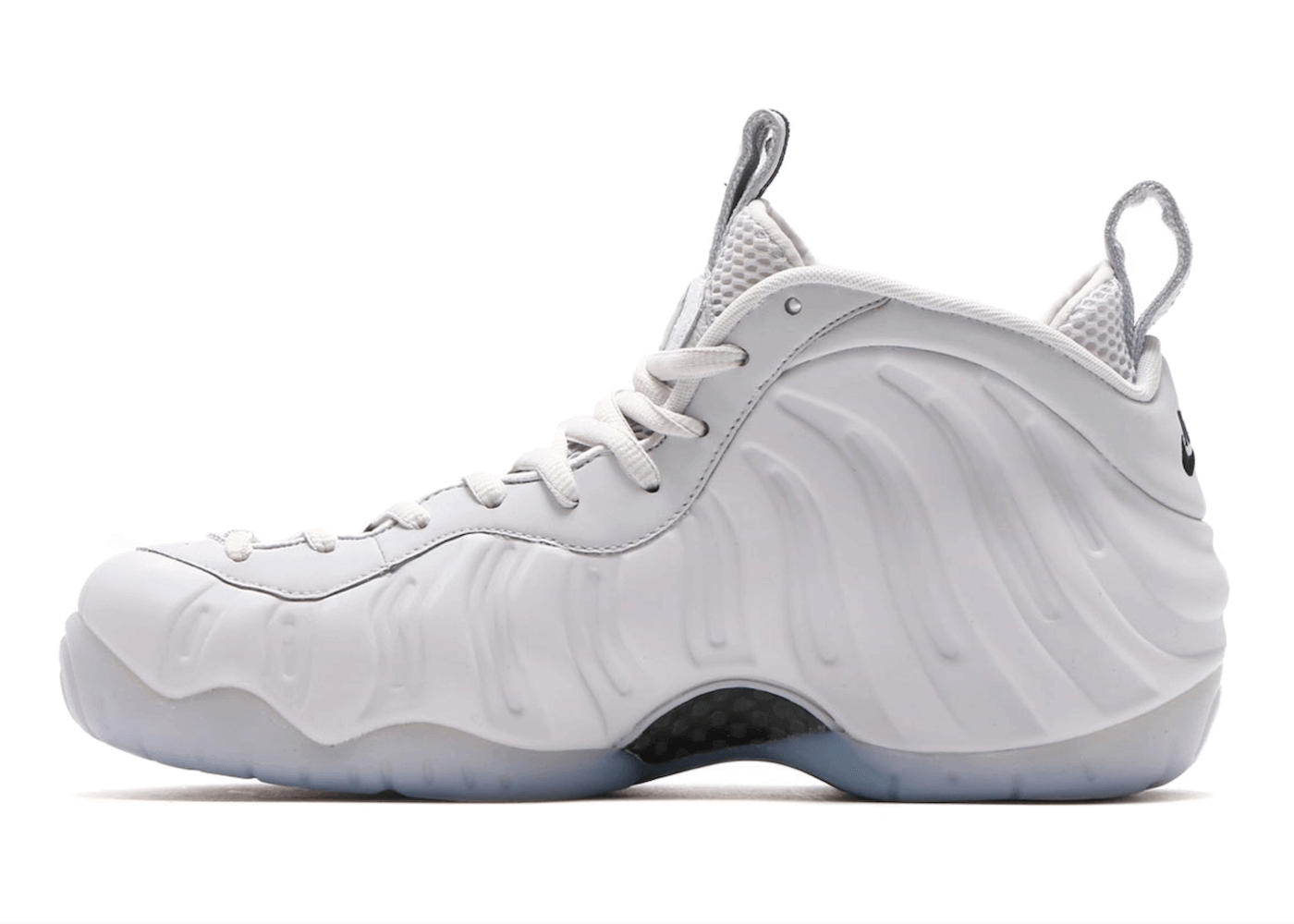 "AIR FOAMPOSITE PRO ""ALL-STAR"" VAST GREY/BLACK-VAST GREYの写真"