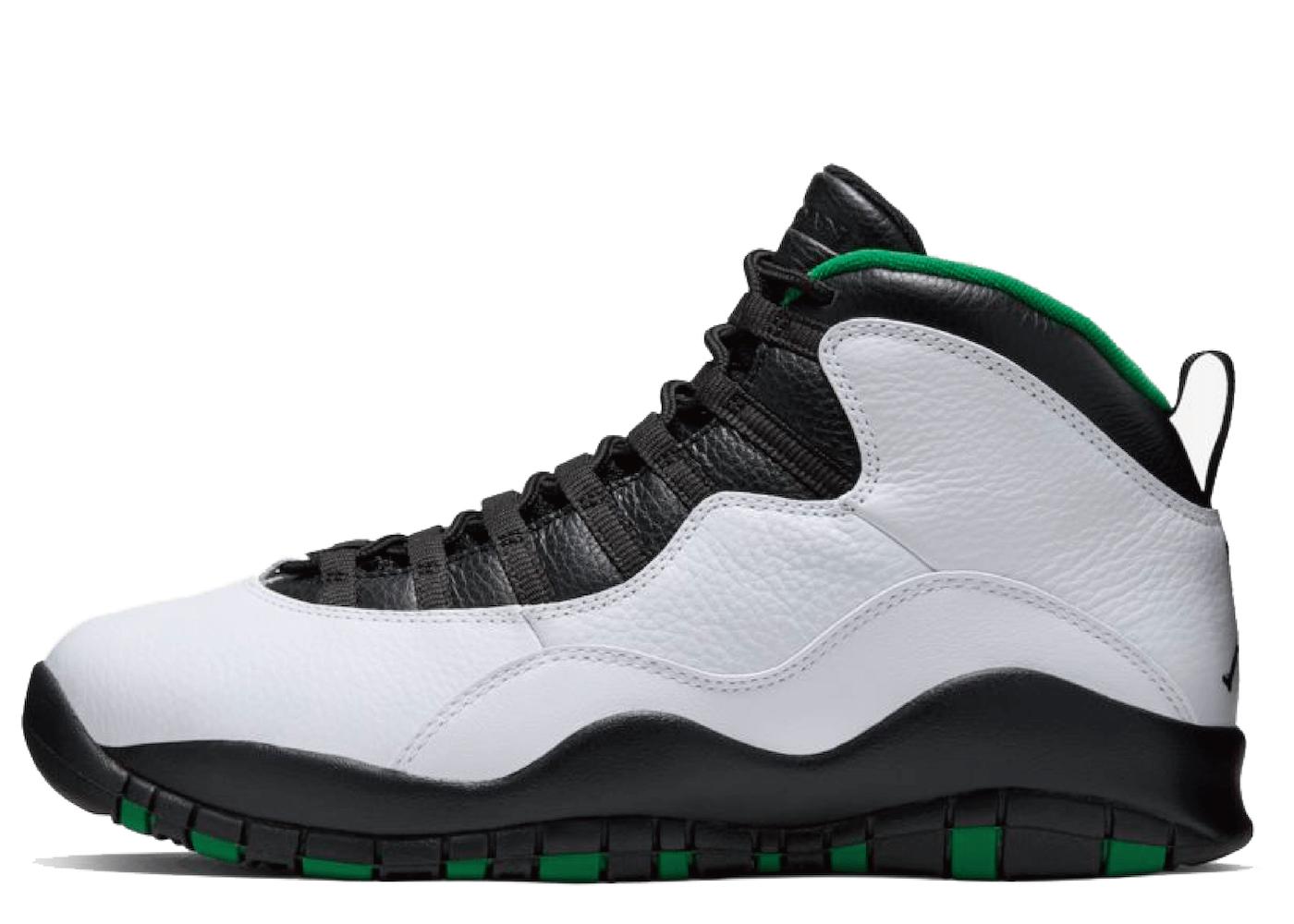 Nike Air Jordan 10 Retro Seattleの写真