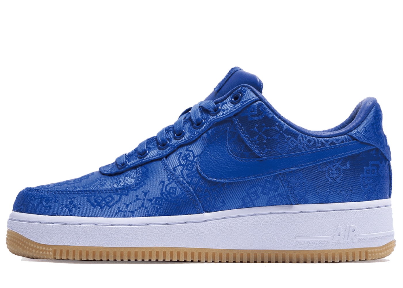 Nike Air Force 1 Low Clot Blue Silkの写真