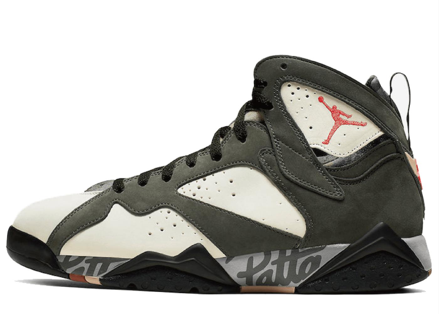 Nike Air Jordan 7 Retro Patta Icicleの写真