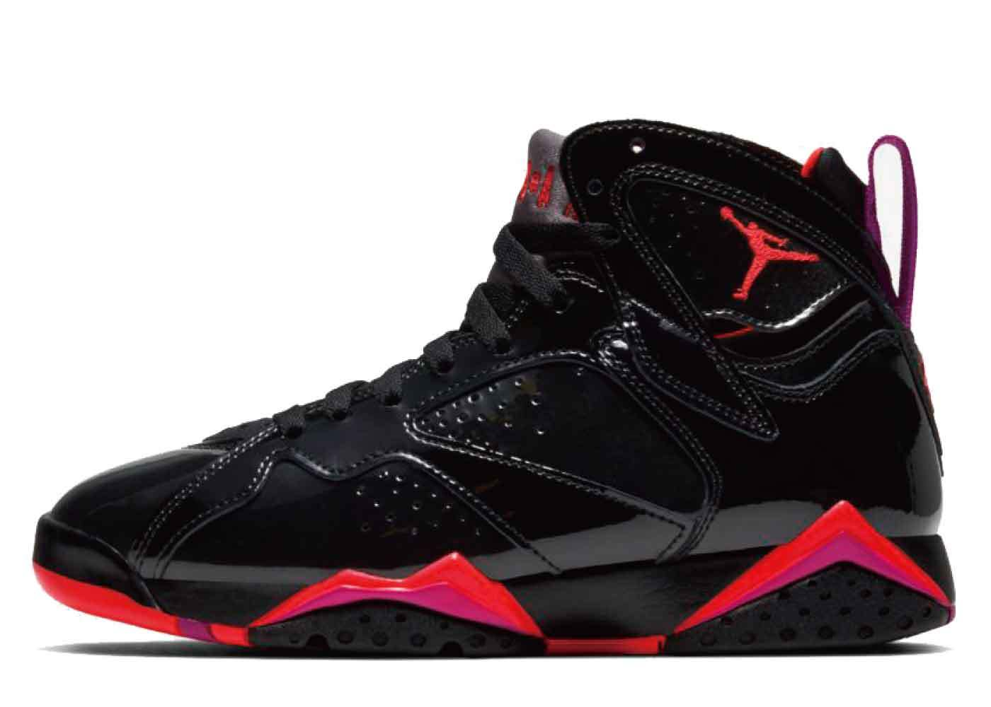 Nike Air Jordan 7 Retro Black Gloss
